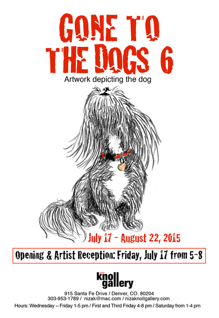 """""""Gone To The Dogs"""" Exhibition"""