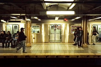 Riding The New York Subway