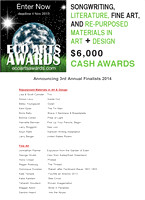 2014 Eco Arts Awards