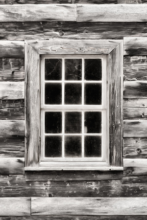 Window To Great Smoky Mountains