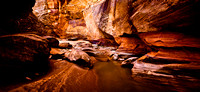 Canyon at Zion Park